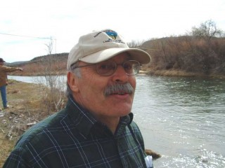 John Hansen, Bureau of Land Management Wildlife Biologist. Farmington Field Office.