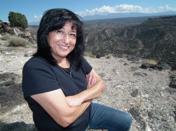 Clarissa Lopez, author of Fisher-Chick