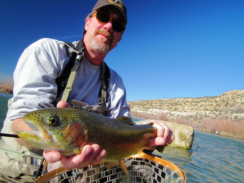 Habitat improvements on new mexico 39 s san juan river a huge for New mexico department of game and fish