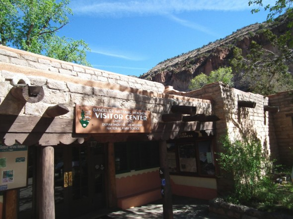 Bandelier Visitor Center