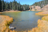 Lagunitas Lakes Carson National Forest N.M.